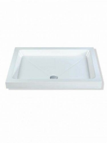 MX CLASSIC 1600X800 SHOWER TRAY INCLUDING WASTE